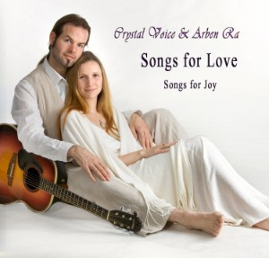 crystal voice Arben Ra Songs for Love