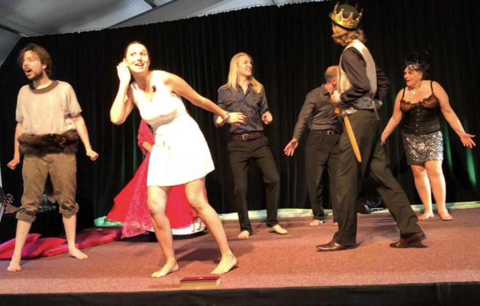 vivaa wunder der einzigartigkeit musical von Wiebke Wivvica Matern